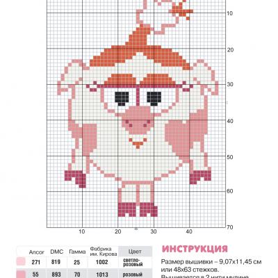 Как сделать схему для вышивки крестом с фотографии: скачать бесплатно 35